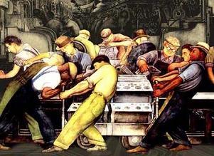 Resultado de imagen para marx y trabajadores